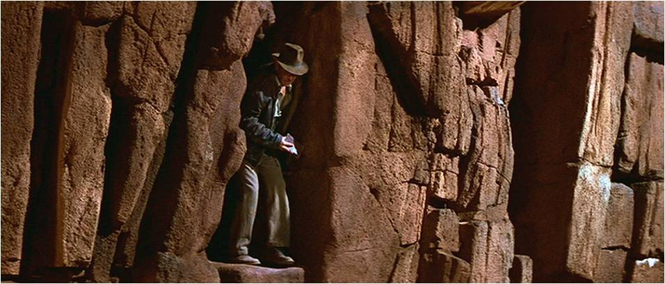 indiana jones-leap of faith