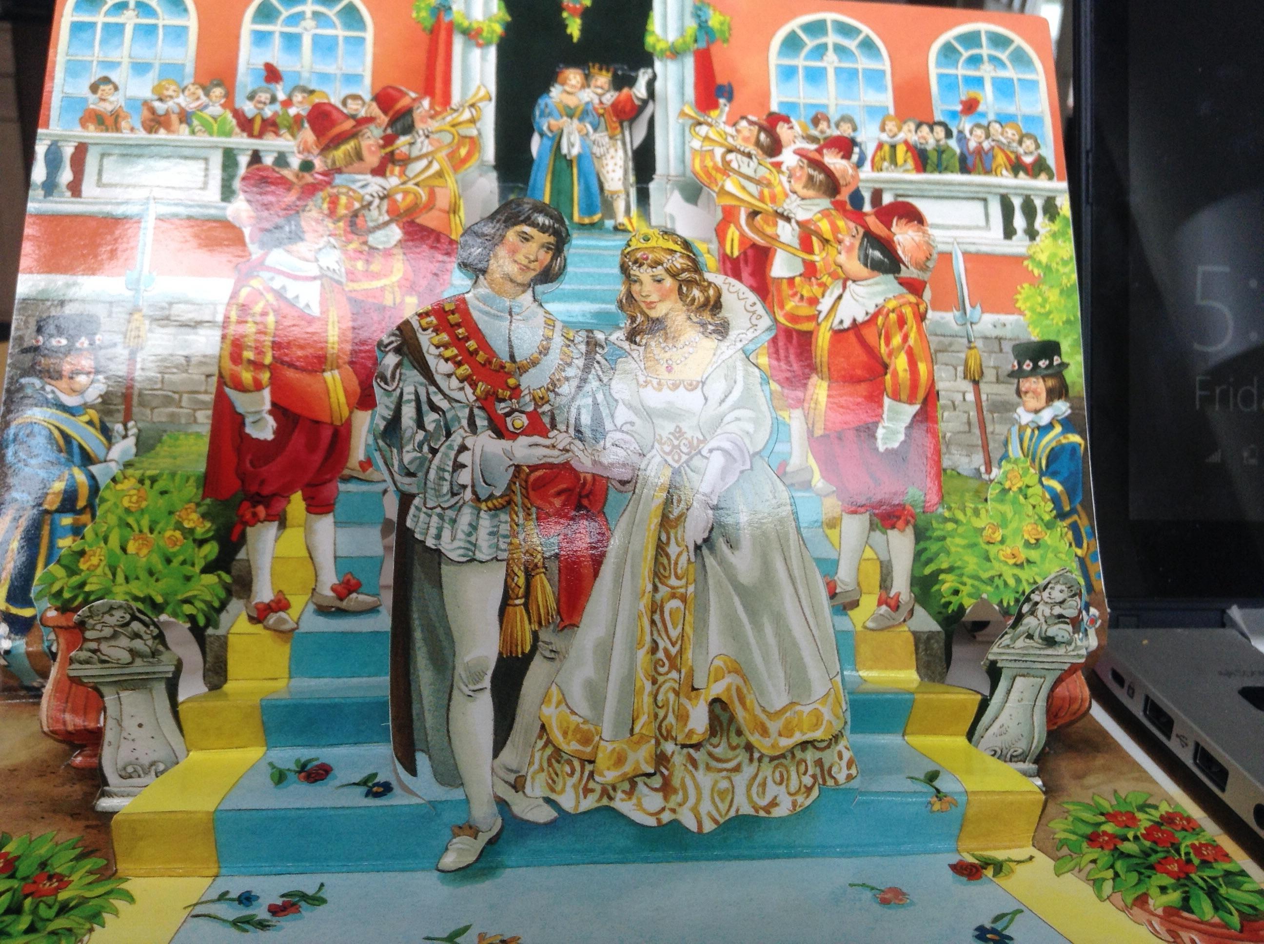 Cinderella-humble bride