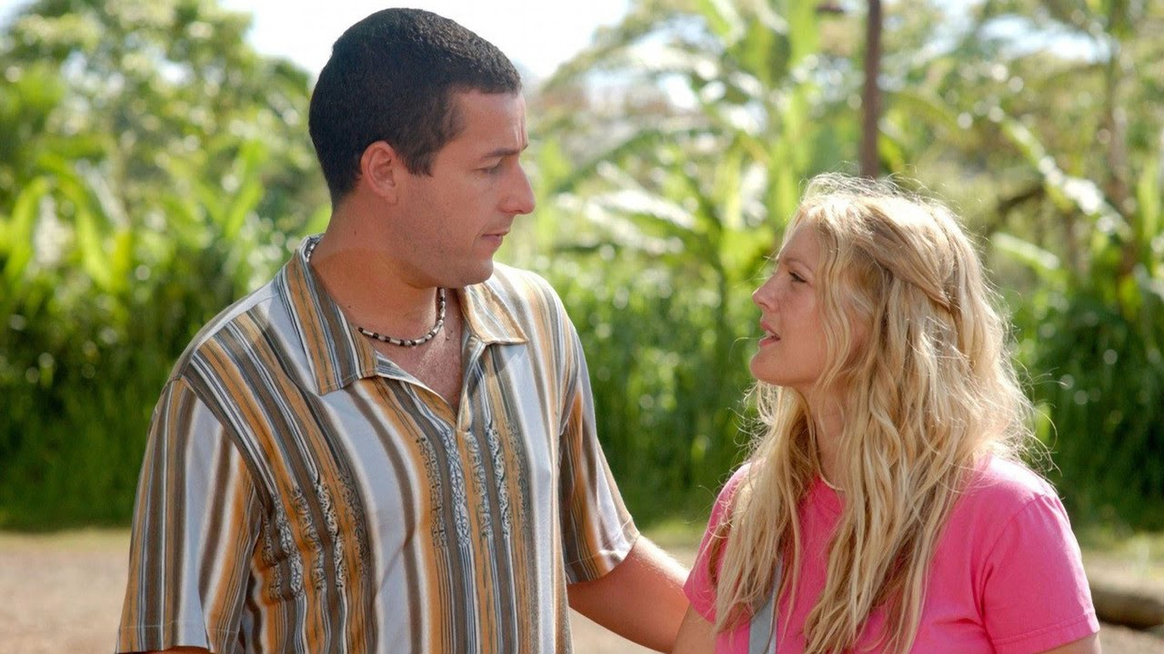 Henry and Lucy-50 First Dates