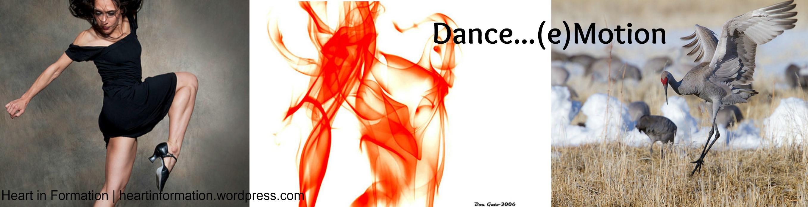 Dance-trio title Dance is eMotion