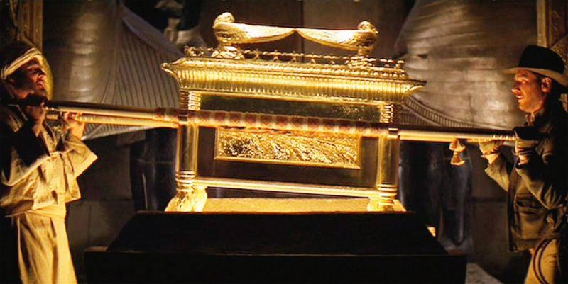 indiana jones ark of the covenant