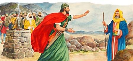 saul-offers-sacrifice-samuel