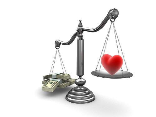 cash-versus-love